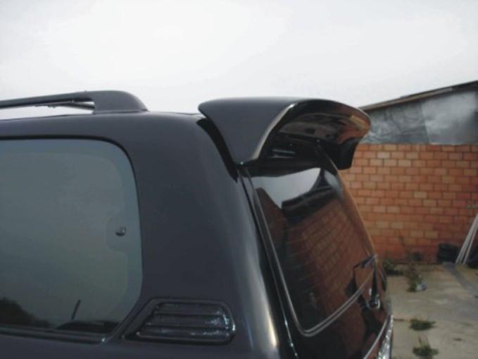 Спойлер заднего стекла Toyota Land Cruiser 100 (1998-2005), 0815060060C0, фото 1