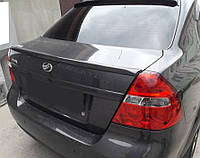 Спойлер крышки багажника Chevrolet Aveo T250 (2006-2011)