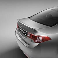 Спойлер крышки багажника Honda Accord 2008-2012, type S (08F10TL06P0), фото 1