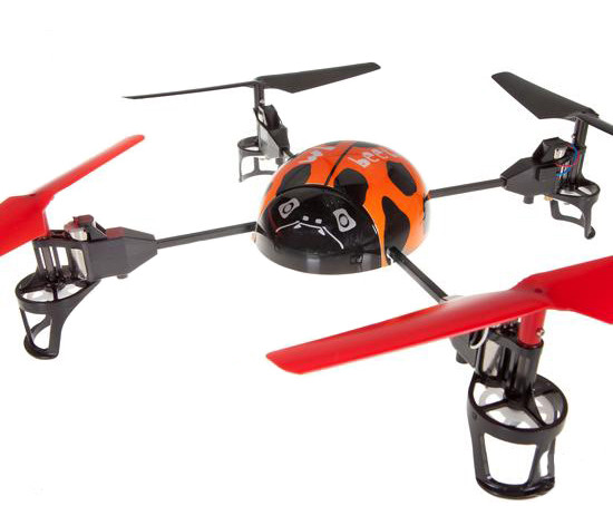 Квадрокоптер WL Toys Beetle V929