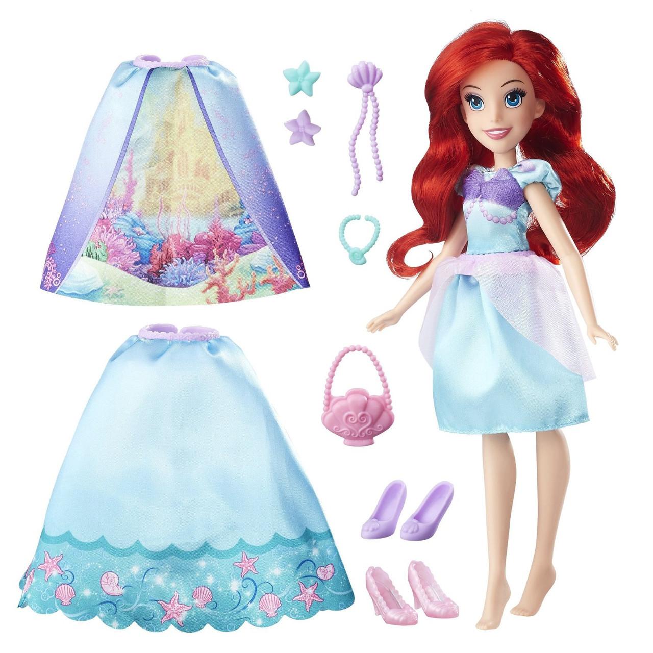 """Кукла Ариэль"""" Модница""""/ """"Шарм и стиль"""", Disney Princess  Ariel"""
