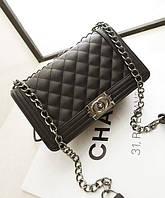 Женская сумка Chanel le boy  , Шанель бой 28см