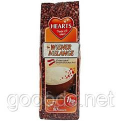 Немецкий капучино Hearts Cappuccino Wiener Melange 1кг