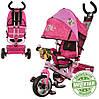 Детский трехколесный велосипед Маша и Медведь AMM0156-02
