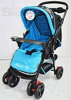 Детская прогулочная коляска Sigma K-118F, фото 1