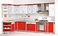 """Кухня """"Модена"""" Длина 4.0м, Цена без столешницы, под заказ другой размер."""