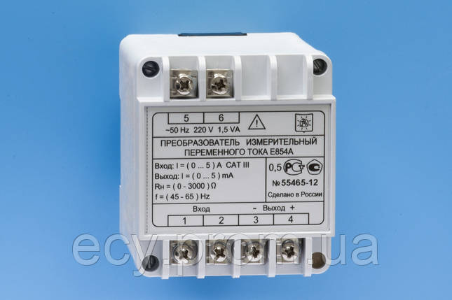 E854B Преобразователь измерительный переменного тока, фото 2