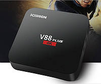 Смарт ТВ Андроид приставка V88 Plus 2 GB Smart Tv Box