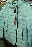 Куртка женская деми KARUNA BM-866\Голубой