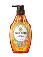 Шампунь для восстановления волос СПА Cocopalm 600 мл Япония