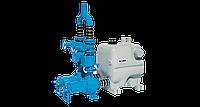 """Канализицаонная установка """"HOMA"""" Sanimaster  PE40S-TP70M13/4 D (сдвоенная)"""
