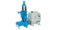 """Канализицаонная установка """"HOMA"""" Sanimaster PE40S-TP70M26/4 D (сдвоенная)"""