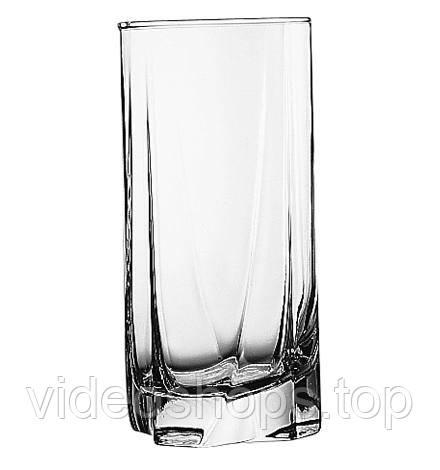 Набор высоких стаканов Luna 387мл 6шт