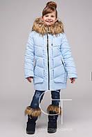 Пальто детское зимнее X-Woyz DT-8235