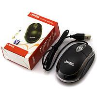 Мышь Jedel TB220 Optical Mouse черная