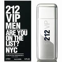 Туалетная вода Carolina Herrera 212 VIP Men 100ml (каролина херрера)