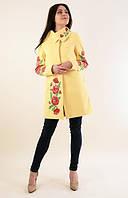 Ультра современное женское пальто