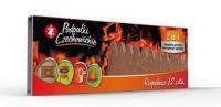 Спички длительного горения Czechowice в картонной выдвижной упаковке (12 шт)