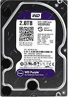 Жесткий диск HDD 3,5 (2 Tb) Purple WD20PURX
