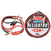 Провода прикуривания CarLife Alligator 200А 2.5м BC622