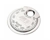 Пр-ие типа монета для пр-ки зазора елетрод. свечи JDBU0210 JTC 1507 JTC