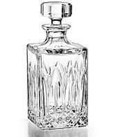 Графин хрустальный Atlantis Crystal CHARTRES для виски