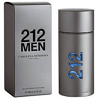 Духи Carolina Herrera 212 For Man SILVER 100 ml(каролина херрера)