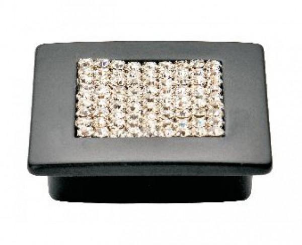 Ручка мебельная Ozkardesler TASLI MADRID 5322-012 32мм Матовая Черная
