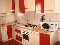Кухни крашенный фасад
