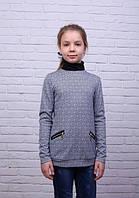 Нарядная детская кофта-блуза для девочек Мар'яна