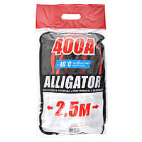Провода прикуривания CarLife Alligator 400А 2.5м BC641, фото 1