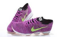 Кроссовки женские Nike Free TR Fit Flyknit M02  сиреневые, фото 1