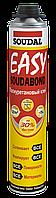 Клей поліуретановий Soudal Soudabond Easy Gun 750 мл