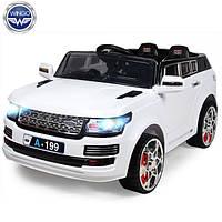 Детский электромобиль Range Rover M 2447 EBR-1 колеса EVA***
