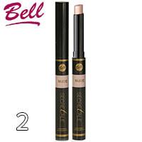 Bell Secretale - Nude Stick Тени для век водостойкие в стике Тон 02