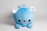 """Валик """"Мишка Юппи"""", голубой."""