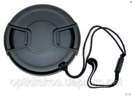 Передня кришка об'єктива Marumi 67mm snap-on lens cap with keeper