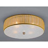 Потолочный светильник LA LAMPADA ORGANZA OCRA PL 999/8.26