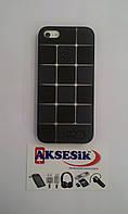 Задняя накладка HR one Iphone 5/5S (черные квадраты)