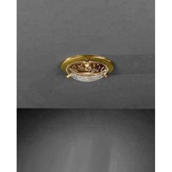 Світильник врізний LA LAMPADA SPOT 116/1.40 TRASPARENT GLASS