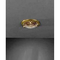 Врезной светильник LA LAMPADA SPOT 116/1.40 TRASPARENT GLASS