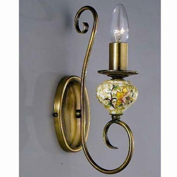 Бра LA LAMPADA CERAMICA GREEN WB 1131/1.40