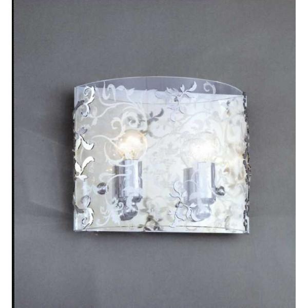 Бра LA LAMPADA WB 116/2.02 GRANIGLIA GLASS