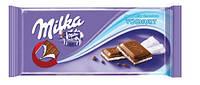 """Шоколад """"Milka"""" 100 г  йогурт"""