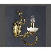 Бра LA LAMPADA WB 403/1.26 WHITE CERAMICS