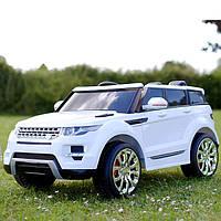 Детский электромобиль FT0903 (M 3108 EBR-1) Land Rover, колеса EVA, белый***