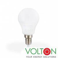 Светодиодная LED лампа E14, 220V 5W 3000K