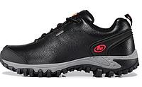 Зимние кроссовки Merrell Faster V2 new кожаные черные