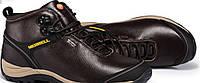 Зимние мужские ботинки Merrell Faster New коричневые