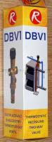 Двуxxодовой защитный клапан REGULUS DBV 1 3/4 (защитный термостатический клапан перегрева)